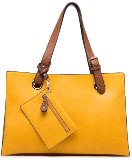 Landscape Bag Yellow