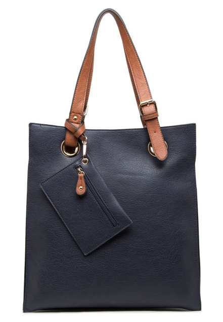 Portrait Bag Navy