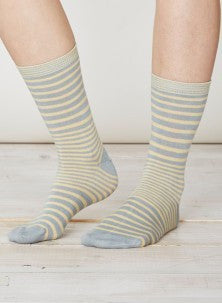 Lillian Socks Maize