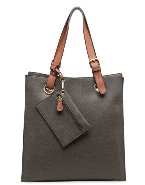 Portrait Bag Grey