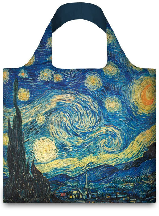 Foldaway Shopper Starry Night
