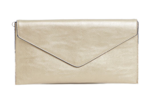 Envelope Bag Gold