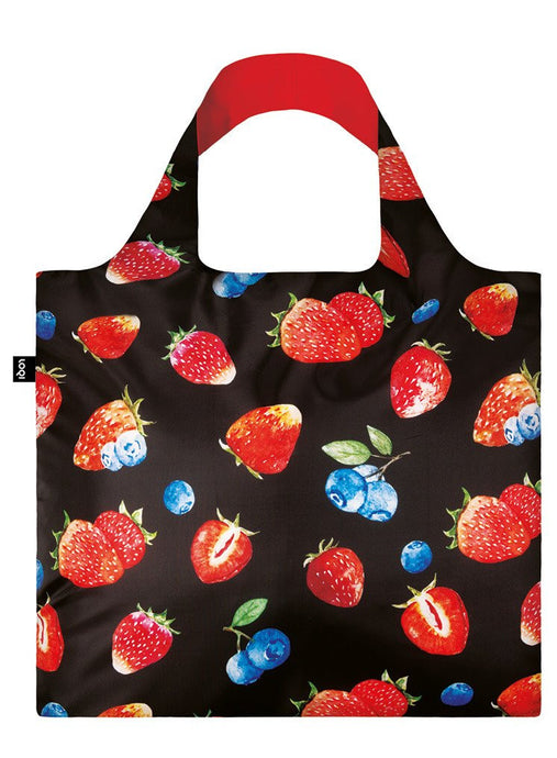 Foldaway Shopper Strawberries