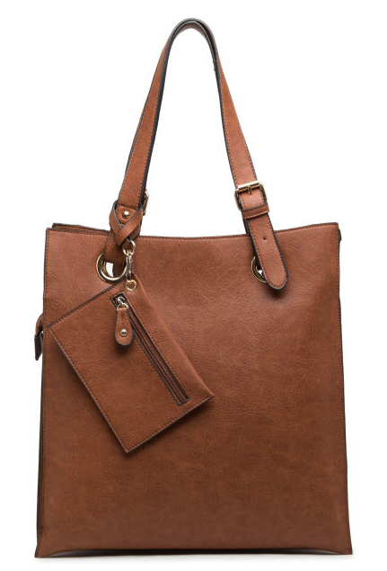 Portrait Bag Brown