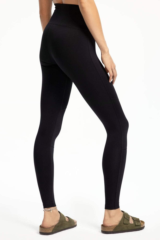 Glenda High Waist Recycled Techflex 7/8 Length Legging by Splits59
