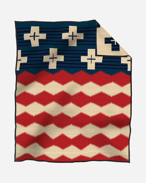 Brave Star Unnapped Blanket by Pendleton