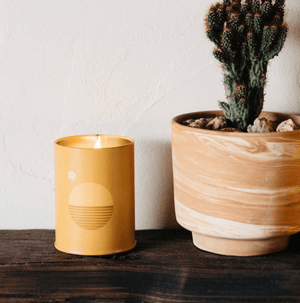Sunset Candle in Golden Hour by PF Candle Co.