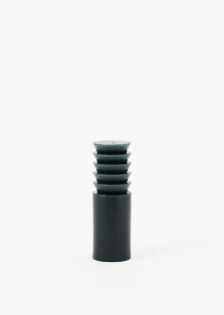 Totem Candle in forest by Areaware