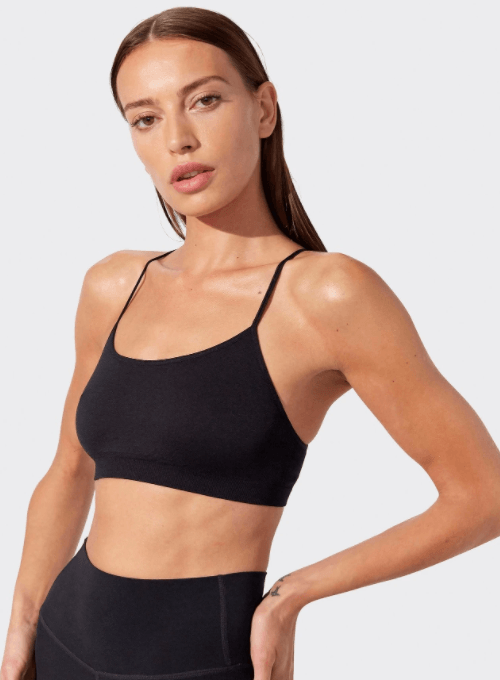 Loren Seamless Bra in Black by Splits59