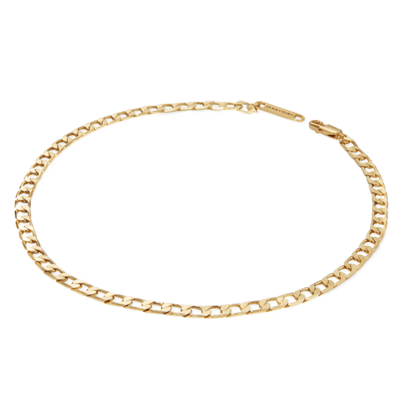 Walter Choker in Gold by Jenny Bird