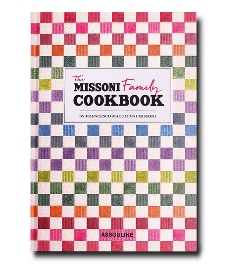 Missoni Family Cookbook by Assouline