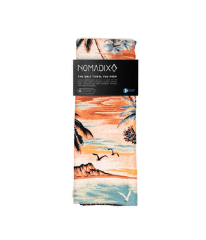 Island Time Towel by Nomadix