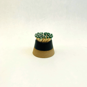 Ceramic Match Striker by m.bueno