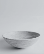 Grande Bowl in White Marble
