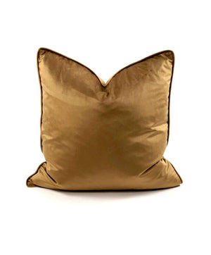 Velvet Pillow in Rus