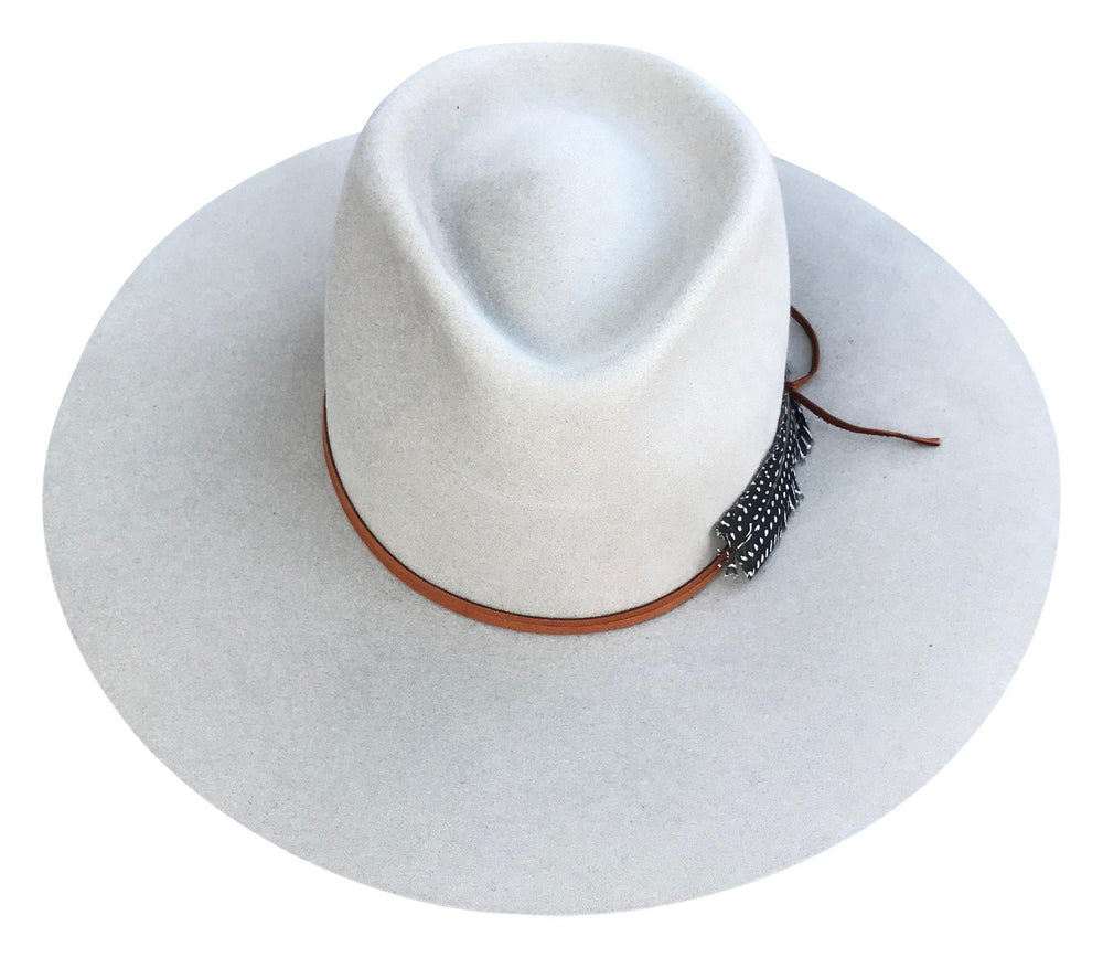 Montana Fedora in Antique by Lovely Bird