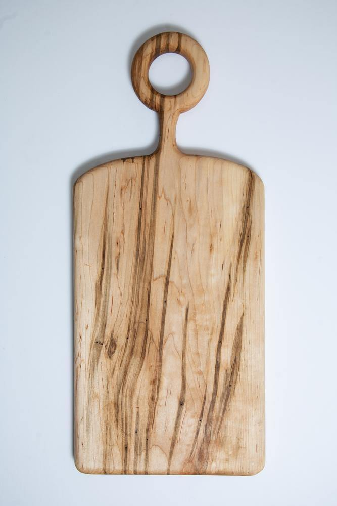Marguerite Board in Ambrosia Maple By Nightwood Studios