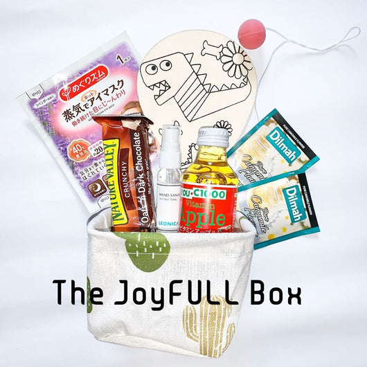 The JoyFULL Box Care Packs/ Goodie Bags/ Boxes