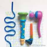 Tools for the MOUTH starter pack (Oral-motor tools)