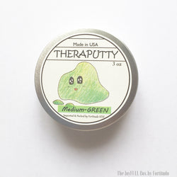 Theraputty -medium Green (Muscle and Joint tools)