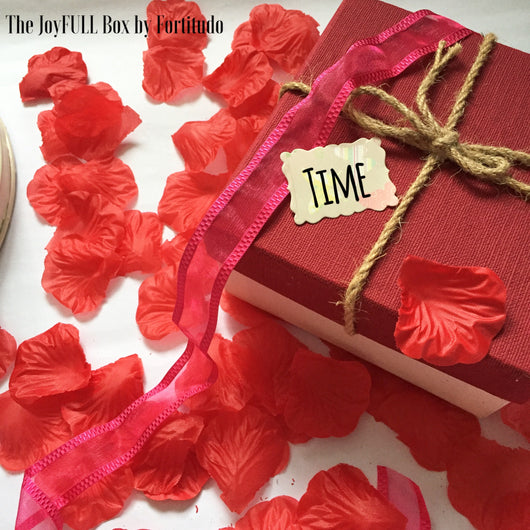 The JoyFULL Box- Valentine's Day (Quality Time)