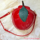 """平平安安"" mini handbag (aka ""You are The Apple of my eye"" mini handbag)"
