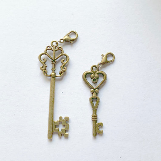 Key to --- Charms (1pc)