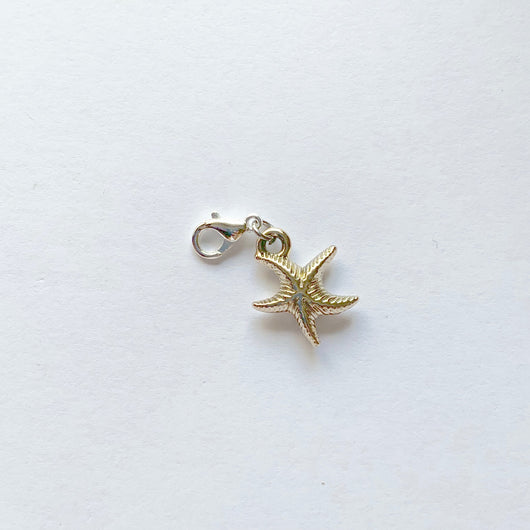 The Starfish Charm (1pc)