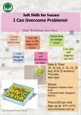 I Can Overcome Problems 6Y-10Y