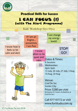I Can Focus  - with The Alert Programme
