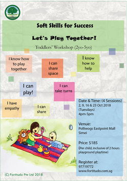 Let's Play Together! (2Y-5Y)