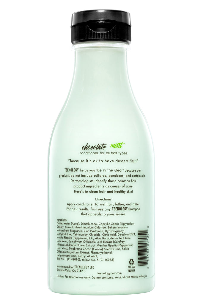 Vanilla Almond Shampoo & Mint Conditioner Set - Save 25%