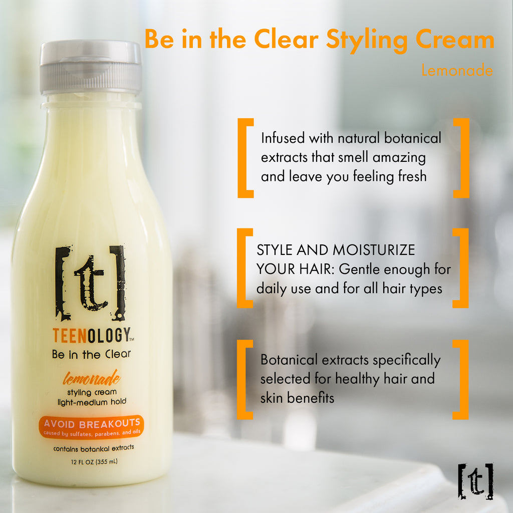 Lemonade Styling Cream