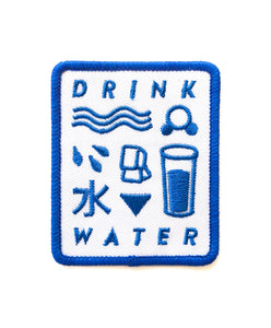 Drink Water Patch