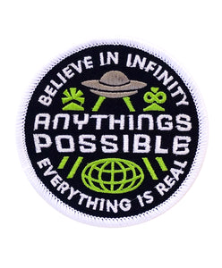Anything's Possible Patch