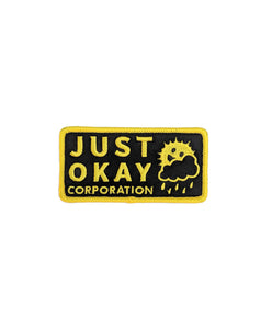 Just Okay Corporation Patch