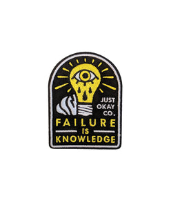 Failure is Knowledge Patch