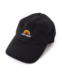 Lucky Rainbow Hat (Black)