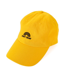 Lucky Rainbow Hat (Yellow)