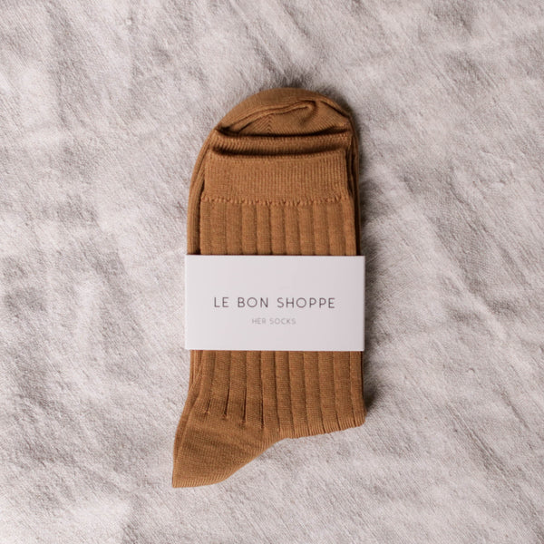 Her Socks - Mercerized Cotton