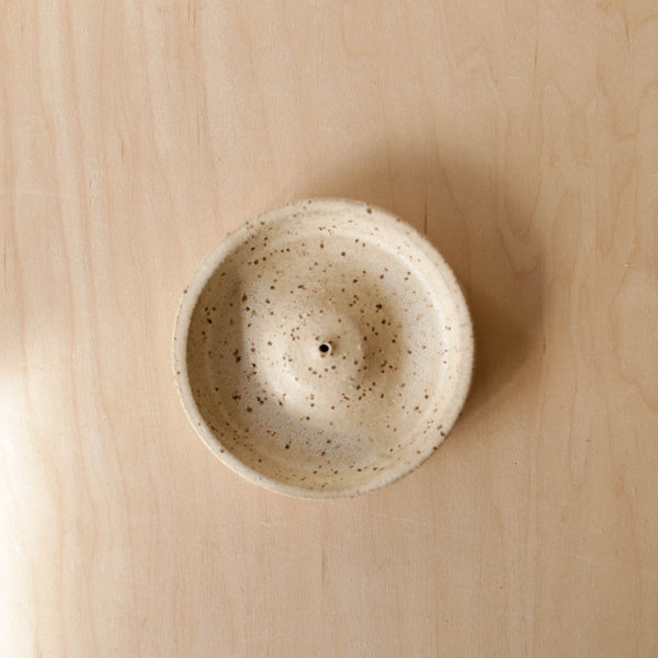 Incense Holder - Natural Speckle