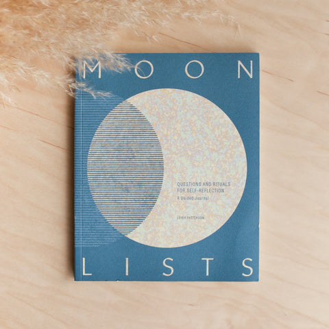 Moon Lists by Leigh Patterson