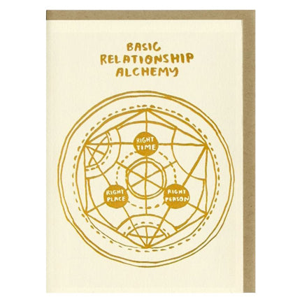 Basic Relationship Card