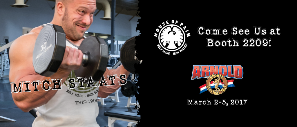 March 3rd - 5th House of Pain at Arnold Sports Festival 2017