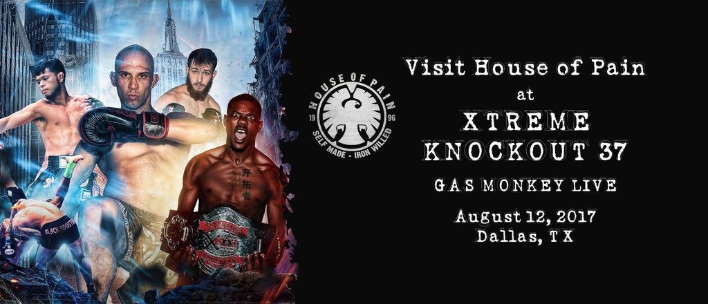 August 12th - Xtreme Knockout 37