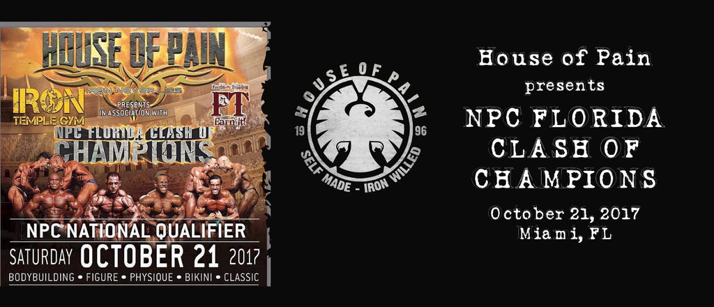 October 21st - NPC Florida Clash of Champions