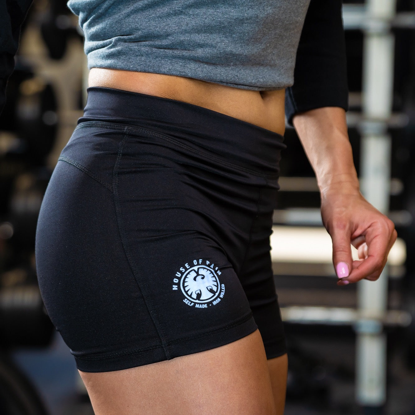 Women's Lockup Shorts