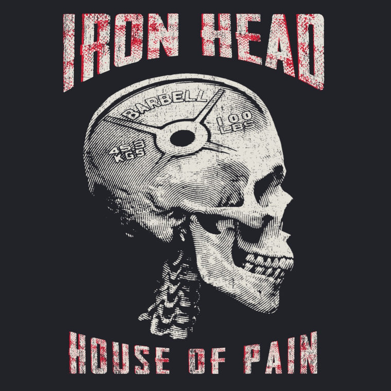 Iron Head Stringer