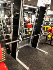 Used Flex Fitness Counterbalanced Angled Smith Machine