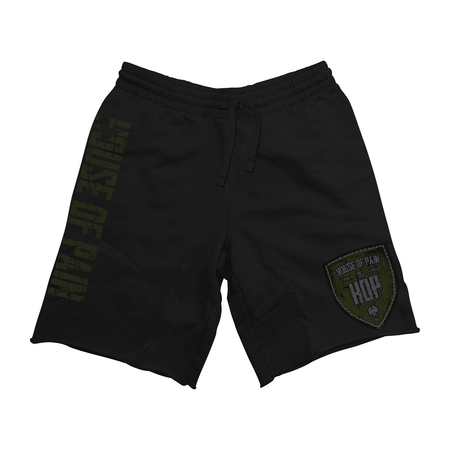 Badge Shorts